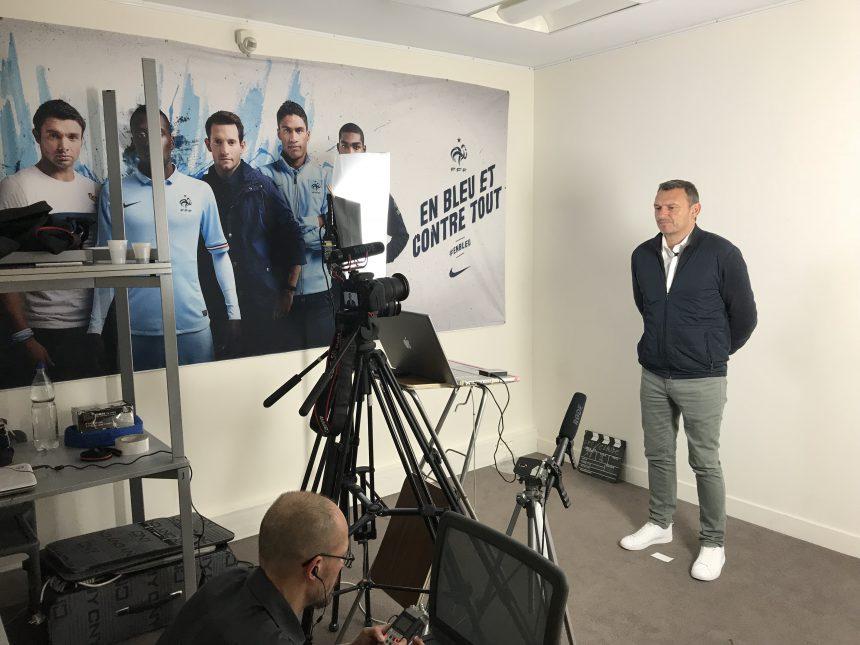 V.I.T. réalise des CV Vidéo pour accélérer la recherche d'emplois des entraineurs de foot